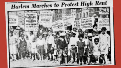 Photo of Fired up! Harlem's fight for housing in the 1930s