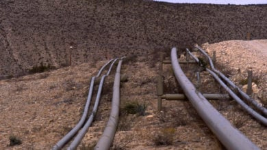 Photo of Sinkholes and wasted water: oil industry destructiveness in New Mexico