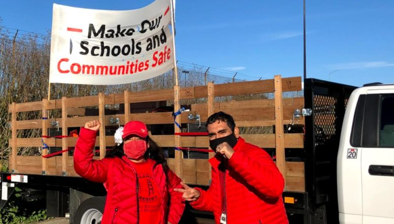 San Francisco teachers struggle for a safe reopening - Liberation News thumbnail