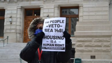Photo of Attacks on tenants' rights intensify in Indianapolis, activists resist