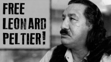 Photo of The time is now for Leonard Peltier's freedom!