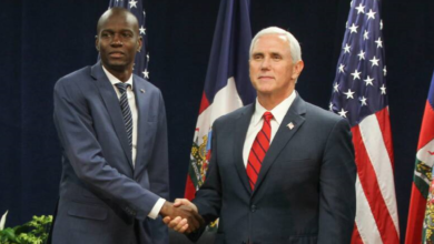 Photo of Fierce struggle resists U.S.-backed Haitian president's power grab