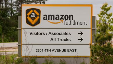 Photo of Amazon pays little in taxes, makes record profits