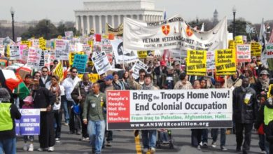 Photo of Socialist Debates & Political Struggles in the Anti-War Movement: From Gulf War to Today