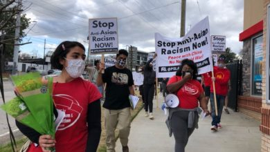 Photo of National Day of Action March 27: Call It What It Is, a Hate Crime! Stop Anti-Asian Violence, Stop China-Bashing!