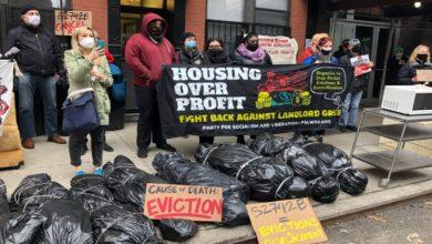 Photo of New York politicians push bill to 'kill' rent cancellation movement, organizers fight back