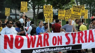 Photo of The Real Story: A socialist look at Syria and U.S. intervention