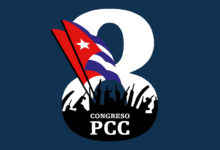 Photo of PSL greetings to the Communist Party of Cuba's 8th Congress