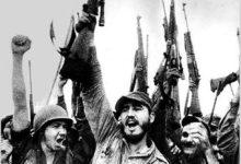 Photo of 60th anniversary of Cuban defeat of U.S. invasion at Playa Girón