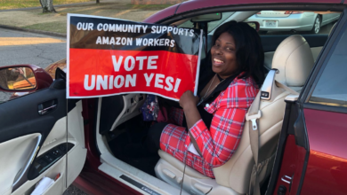 Photo of Bessemer Amazon union vote: The class struggle will continue