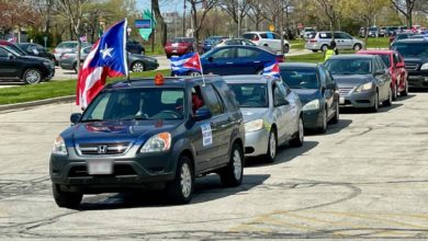Photo of Car caravans around United States demand end to the blockade on Cuba