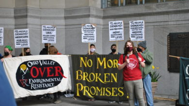 Photo of Biden visits Pittsburgh: New rhetoric, same broken promises