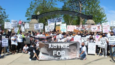 Photo of Chicago demands justice for Anthony Alvarez on May Day