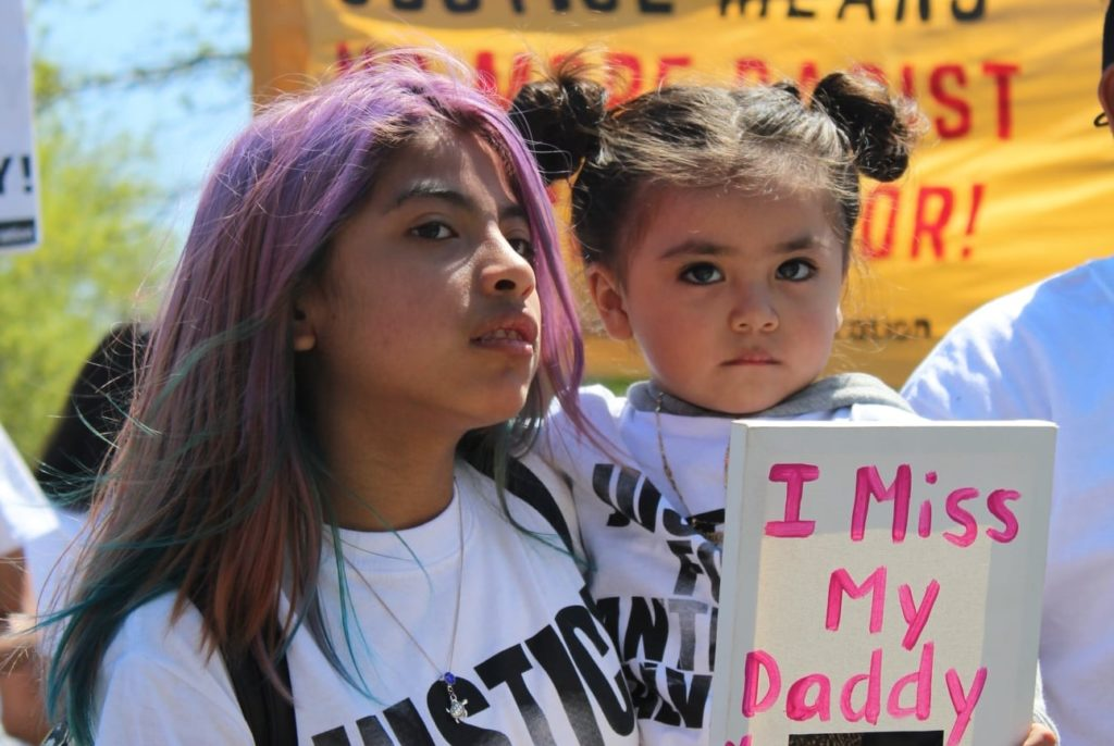 Anthony Alvarez leaves behind a young daughter. Liberation photo