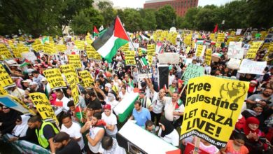 Photo of STAND WITH PALESTINE! Say NO to apartheid! Join or organize a protest in your area!