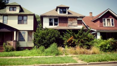 Between 2011 and 2015, one in four properties in Detroit was foreclosed on for unpaid property taxes. Photo credit: University of Michigan School for Environment and Sustainability (CC BY 2.0)