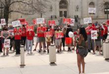 Photo of Miles de personas en los EE. UU. Celebran el Día Internacional de los Trabajadores